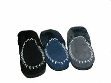 Australian Sheepskin Moccasins Men's 12 Multi Colours