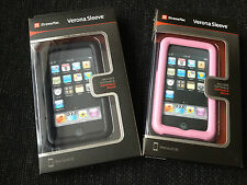 XtremeMac VERONA SLEEVE LEATHER CASE FOR APPLE iPOD TOUCH 2nd/3rd GENERATION