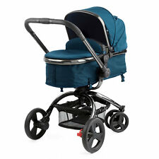 Mothercare Baby Orb Pram and Pushchair Padded Seat Locked Wheels