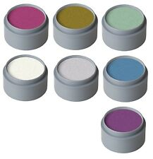 GRIMAS FACE PAINTS ** PEARL WATER MAKE UP ** 15ml & 25ml POTS