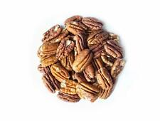 PECANS (12 oz to 30 lbs) (Ingredients: Organic Pecans) Raw, No Shell