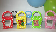 30 Lolly Candy Boxes Party Favours Loot Lolly Party Bag  Cupcake Box
