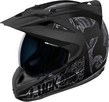 *Fast Shipping* Icon 1000 Variant Construct (Hard Luck) Motorcycle Helmet