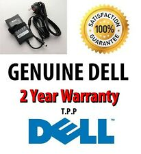 Genuine ORIGINAL Dell Laptop Notebook AC Adapter/Charger+UK Power Lead Fast Post