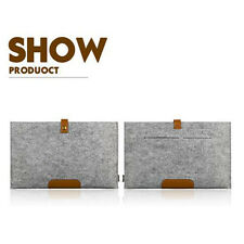"Wool Felt Laptop Sleeve bag Notebkook Case For MacBook Air Pro Retina11"" 13"" 15"""