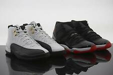 US size  Nike Air Jordan Collezione Countdown Pack XI XII 11 12 338149-991