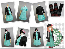 AMNESIA Heroine Uniform Cosplay Costume Any size