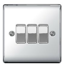 BG NEXUS METAL Switches and Sockets All Ranges Fantastic Prices!!!!!!