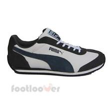 Mens Puma Rio Speed L 355661 05 Shoes Running Moda Sneakers Casual Leather White