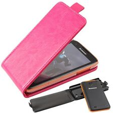 """Multicolor PU leather Flip Case Protective Cover For 4.5""""lenovo S750 Smart Phone"""