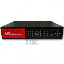 SSA-1600THD 16CH HDSDI DVR,Embedded LinuxOS,TrueH.264 Compression at up to 1080p