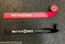 BattleBoxUK MUSCLE FLOSS Band VooDoo 7' Cross Training Fit Mobility WOD X