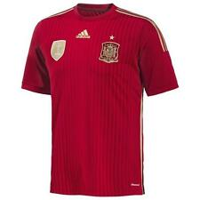 Adidas Spain home jersey 2014/16 official shirt worldcup trikot maillot maglia