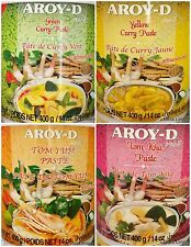 14oz Aroy D Thai Curry Paste Thailand Asian Cuisine Pick One