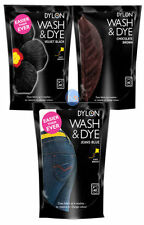Dylon Fabric Clothing Clothes Washing Machine Wash & Dye Various Colours 400g
