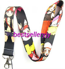 Wholesale Popular cartoon Gril neck mobile Phone lanyard Keychain straps charms