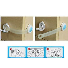 Cupboard Door Drawers Security Safety Locks For Child Kids Toddler