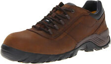 Caterpillar TERBIUM CT Mens Work & Safety Composite Toe EH Brown Leather Shoes