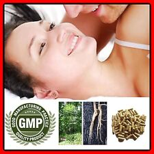 TONGKAT ALI HERB CAPSULES NATURAL TESTOSTERONE BOOSTER MALE SEXUAL ENLARGEMENT
