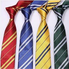 Hot Nice New Harry Potter Tie Costume Accessory 4 color