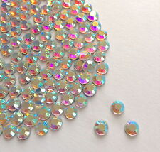 Diamante Me Crystal AB Nail Art Rhinestone Gems, Beautiful Sparkly