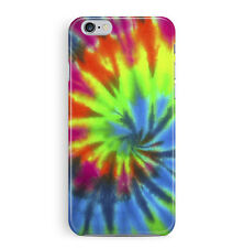TIE DYE iPhone 5 5S SE Case Protective Phone Mobile Hipster Hippy Rainbow