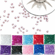 10000 x 4.5mm Table Scatter Crystals Wedding Confetti Party Decorations