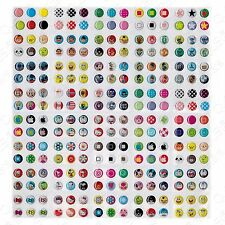 Lot of Home Button Stickers for IPHONE 4S 5 5S 5C IPOD NEW IPAD 2 3 4 MINI AIR