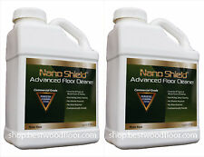 Nano Shield Advanced Floor Cleaner 1G - Peroxide Cleaning System, Free Shipping!
