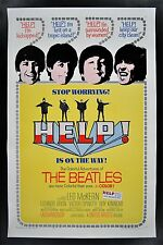 266 Vintage Music Poster Art The Beatles Help *FREE POSTERS