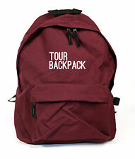 Tour Backpack Bag Streetwear Holiday Travel Party Bag Hype Dope college BP22
