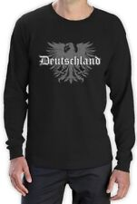 Deutschland Eagle Long Sleeve T-Shirt Team Germany Soccer Football World Cup