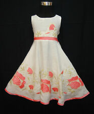 New Girls Summer Party Pageant Dress 18M to 5 Years