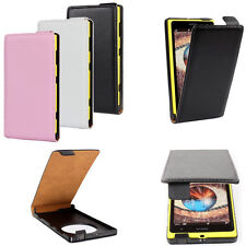 Luxury Flip Top leather Magnetic Case Cover Hard Shell For Nokia Lumia 1020