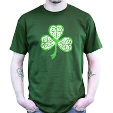 Celtic Irish Shamrock St. Paddy's Patty's Patrick's Day T-shirt P404