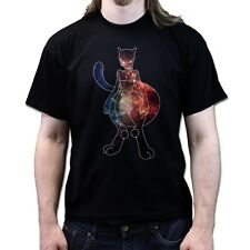 Mewtwo Space Hip Hispter T-shirt P202