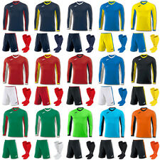 JOMA CHAMPION III FOOTBALL TEAM KIT STRIP SHIRTS, SHORTS, SOCKS MENS ADULTS