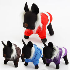 Pet Clothes Dog Coats Winter Warm Coat 4 Colors 4 Sizes for Choosing Large Dog
