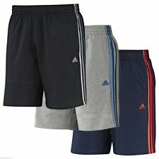 Adidas 'Clima Cotton' 3 Stripes Men's Performance Shorts - S-XL - BNWT!!