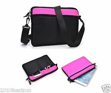 "New Smart Reliable MPink Messenger Bag Case Cover For your 7"" 8"" 9"" Smart Tablet"