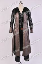 Farscape Officer Aeryn Sun Coat+Vest+Pants Halloween Cosplay Costume Outfit Suit