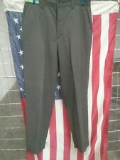 Brown Work Pants by Red Kap - Many sizes- 34 Waist - A Quality - poly/cotton