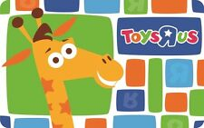 Toys R Us Gift Card $25/ $50/ $100 - Mail delivery