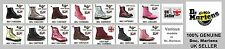 DR. DOC. MARTENS - VARIOUS 1460 WOMENS & MENS BOOTS, VARIOUS MODELS & COLORS