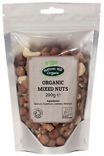 Organic Mixed Nuts  200g (Walnut, Hazelnut, Almond, Cashew)