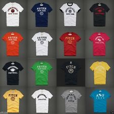 New Men Abercrombie & Fitch Graphic T-Shirt, Many Styles & Sizes