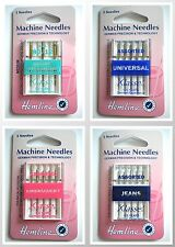 Klasse' SEWING MACHINE NEEDLES * Embroidery * Universal * Jeans * Quilting