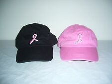 "BREAST CANCER AWARENESS - ""Share the Care"" BALL CAP (NWT)"