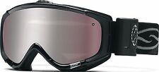SMITH PHENOM TURBO FAN GOGGLE. SKI/SNOW, BLACK / IGNITOR LENS, SALE PRICE!