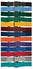 NEW Alleson Athletic Baseball Softball Belts, Youth & Adult Sizes